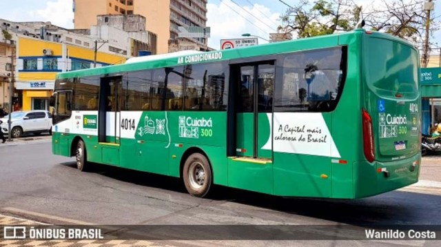 Cuiabá: Ônibus urbanos recém adquiridos não são compatíveis com o BRT da cidade - revistadoonibus