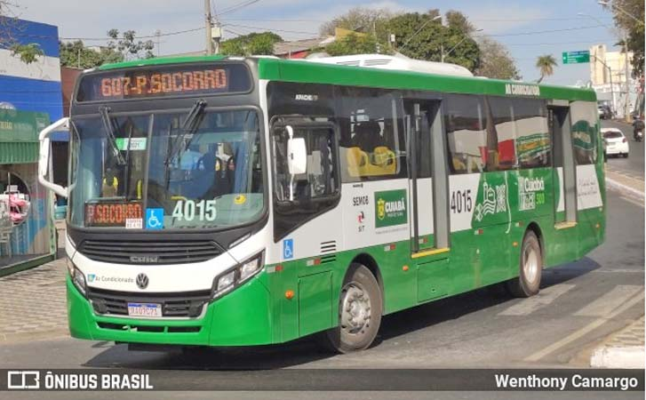Cuiabá: Ônibus urbanos recém adquiridos não são compatíveis com o BRT da cidade