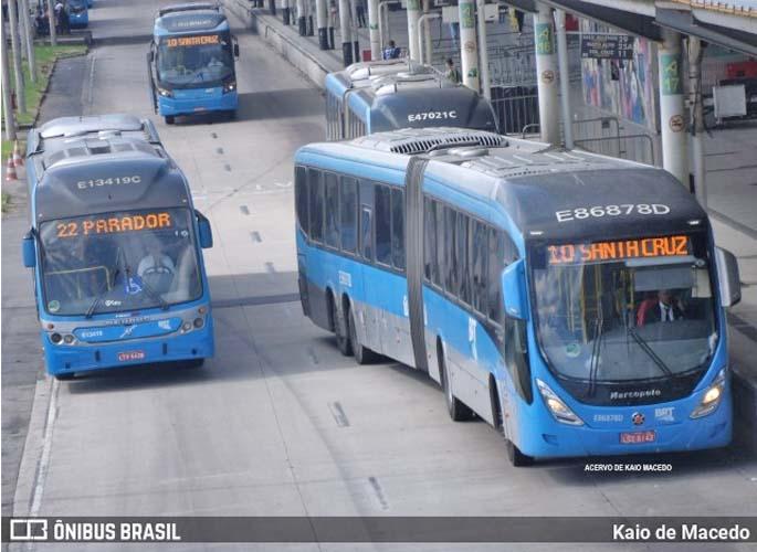 Rio: Clientes do BRT Rio iniciam onda de reclamações junto ao MPRJ