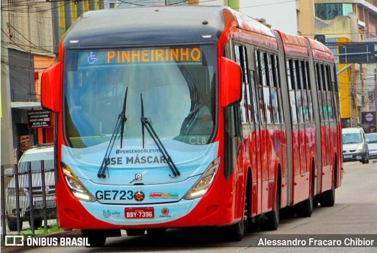Curitiba repassou R$ 286 milhões às empresas de ônibus, afirma presidente da Urbs