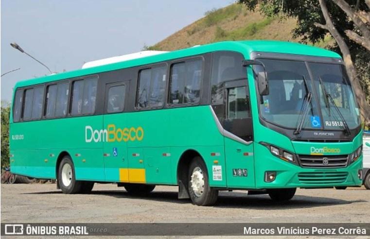 Dom Bosco Turismo e Transporte renova com Busscar
