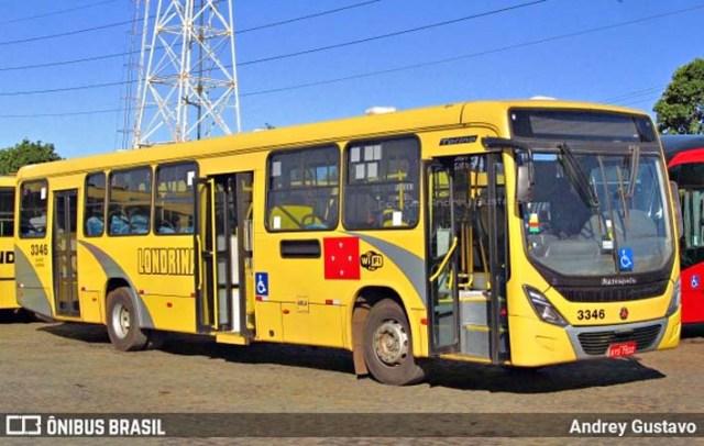 PR: Tarifa de ônibus em Londrina deve aumentar 10% em 2022 - revistadoonibus