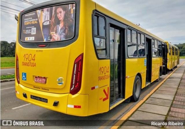 SC: Prefeitura de Joinville aumenta para 70% a ocupação dos ônibus - revistadoonibus