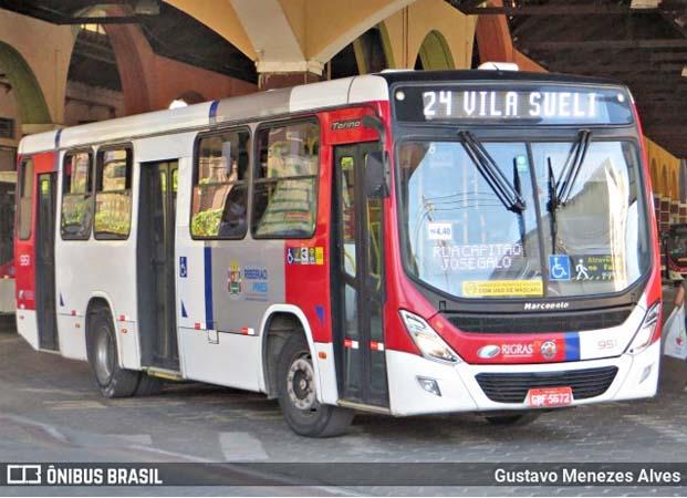 SP: Ribeirão Pires amplia frota de ônibus nas linhas municipais