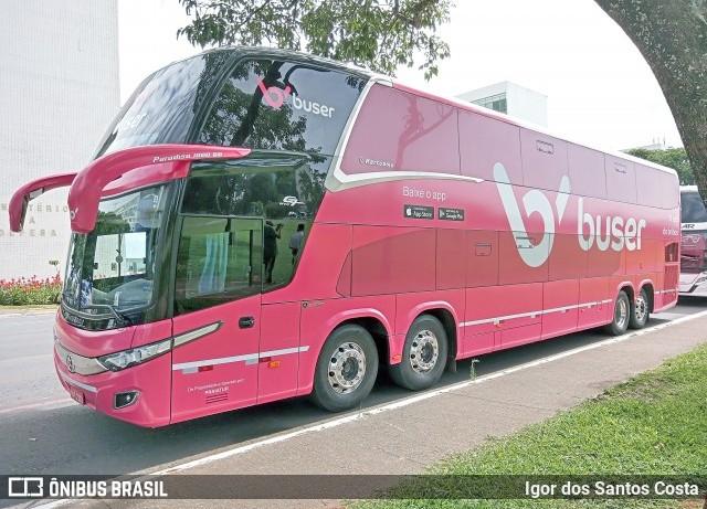 ES: Acidente entre carro e ônibus a serviço da Buser deixa um morto e três feridos em Venda Nova do Imigrante - revistadoonibus