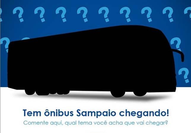 Viação Sampaio anuncia renovação de parte de sua frota