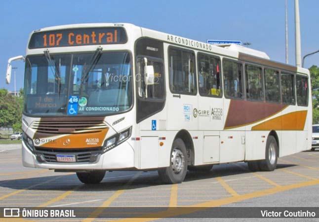 Rio: Gire Transportes solicita recuperação judicial