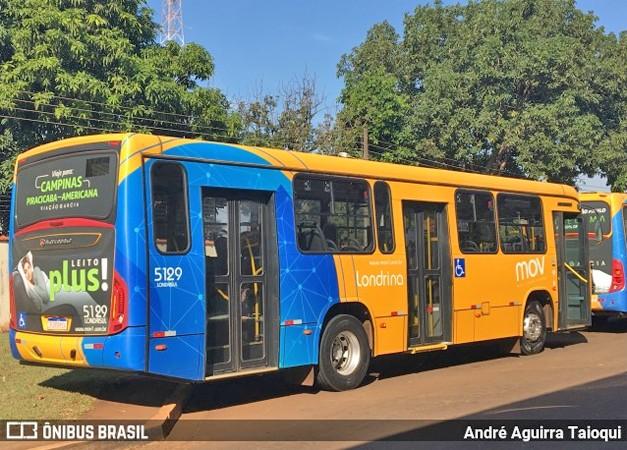 PR: Londrina amplia a linha 907 para atender os usuários com mais rapidez