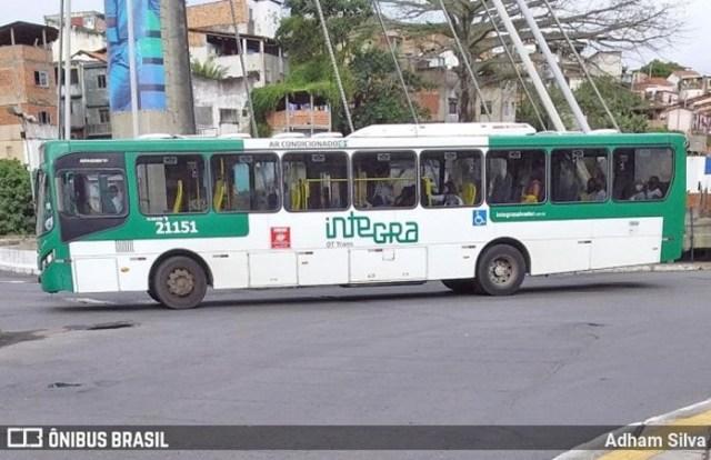 Salvador anuncia a renovação de mais 169 ônibus com ar condicionado - revistadoonibus