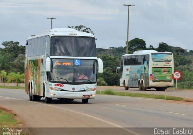Rondônia: Manifestação de caminhoneiros chama a atenção BR-364. Ônibus circulam normalmente – Vídeo