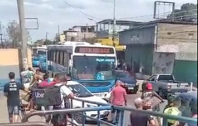 RJ: Dois bandidos são mortos ao tentar assaltar ônibus em Mesquita na Baixada Fluminense - revistadoonibus