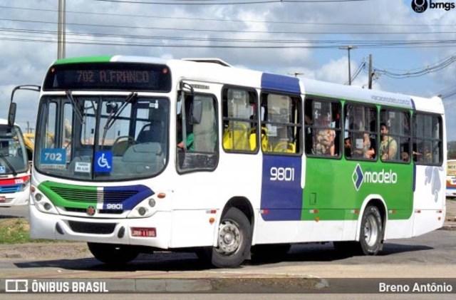 Aracaju: Funcionários da Viação Modelo realizam paralisação nesta terça-feira - revistadoonibus