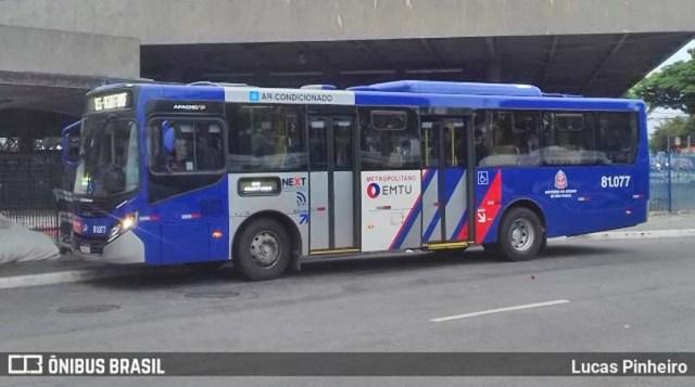 SP: Next Mobilidade inicia operação das linhas da Trans-Bus e Parque das Nações neste sábado - revistadoonibus