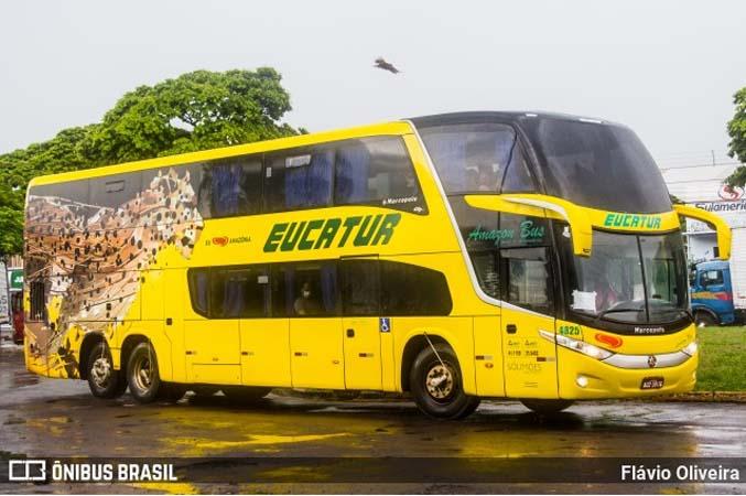 Eucatur e Real Expresso seguem com aumento de passageiros na Uberaba x São Paulo nesta sexta-feira - revistadoonibus