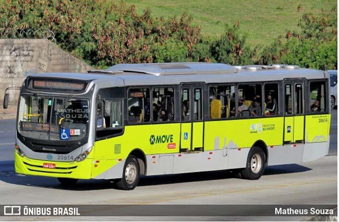 Belo Horizonte: Repasse às empresas de ônibus foi concedido antes mesmo de ser solicitado