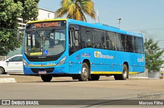 Porto Velho tem aumento de 2,5 mil viagens por mês, diz prefeitura - revistadoonibus