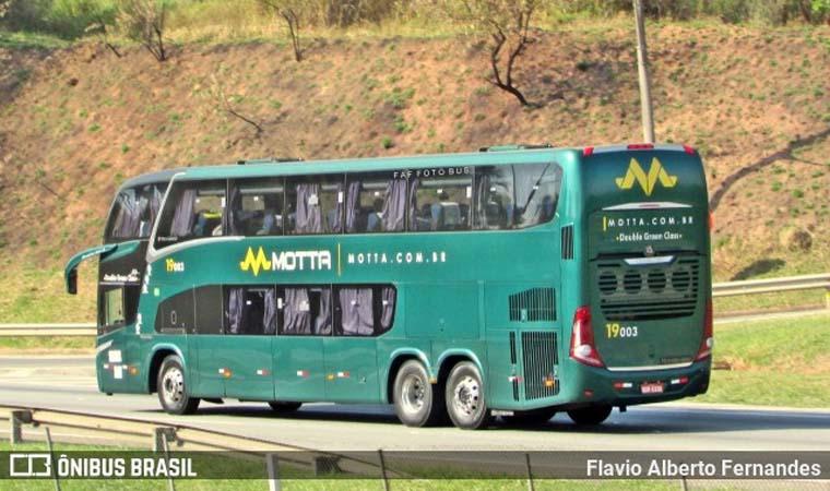 SP: Viação Motta abre vaga para motorista rodoviário em São José dos Rio Preto