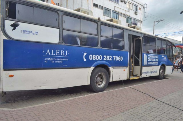 RJ: Ônibus do Consumidor da Alerj atende em Volta Redonda nesta semana - revistadoonibus
