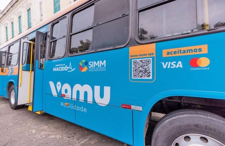 Maceió lança novo sistema digital de passagem de ônibus