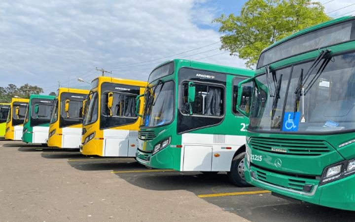 Salvador anuncia a renovação de mais 169 ônibus com ar-condicionado