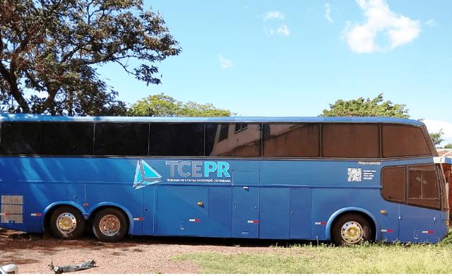 PR: Ônibus do programa de interiorização Tribunal Itinerante já está quase pronto