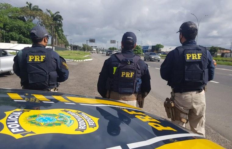 PE: PRF intensifica fiscalização durante Operação Nossa Senhora Aparecida