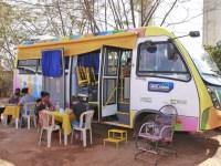 Uberlândia: Busão Social realiza atendimento no Luizote de Freitas III - revistadoonibus