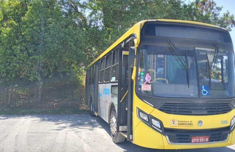 SP: BRT Sorocaba e Consor transportam mensagem de alerta e prevenção ao câncer de mama