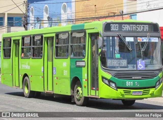 Piauí: Governo doará 2 mil cestas básicas a motoristas e cobradores de ônibus de Teresina - revistadoonibus