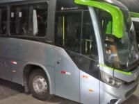 Viação Garcia começa receber novos ônibus Viaggio G8 - revistadoonibus