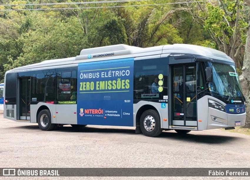 RJ: Vereador de Niterói afirma que mostrará a real intensão da prefeitura na implantação de ônibus elétricos na cidade