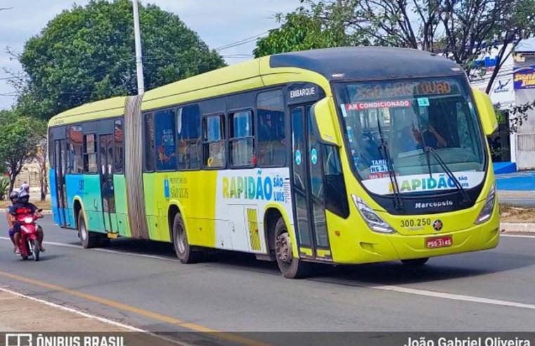 São Luís: Prefeitura garante na Justiça 90% da frota de ônibus