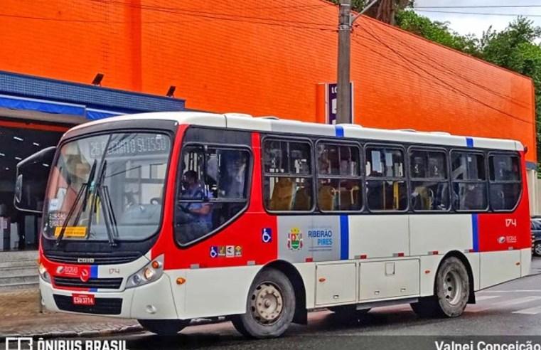 SP: Ribeirão Pires aprova tarifa zero no transporte aos domingos e feriados