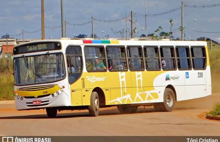 Rio Branco: Prefeitura sanciona lei que permite redução da tarifa de ônibus
