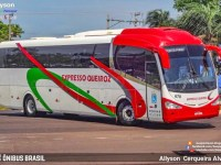 MS: Agepan suspende autorizações da Expresso Queiroz - revistadoonibus
