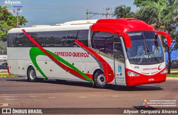MS: Agepan suspende autorizações da Expresso Queiroz