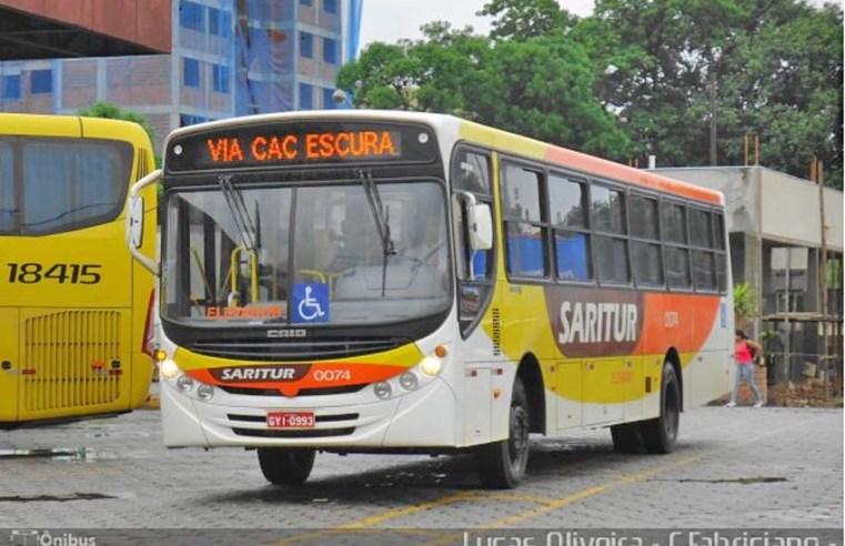 Ipatinga: Saritur nega que ônibus sem cobrador é medida definitiva na cidade