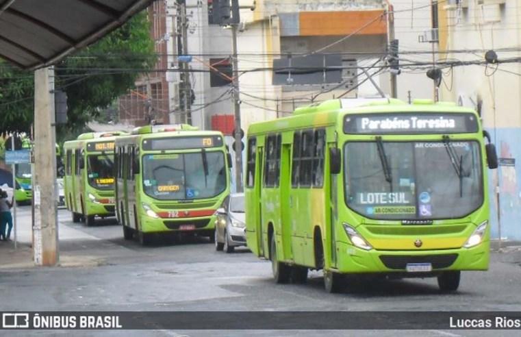 Teresina: Rodoviários anunciam nova paralisação para esta sexta-feira 22 - revistadoonibus