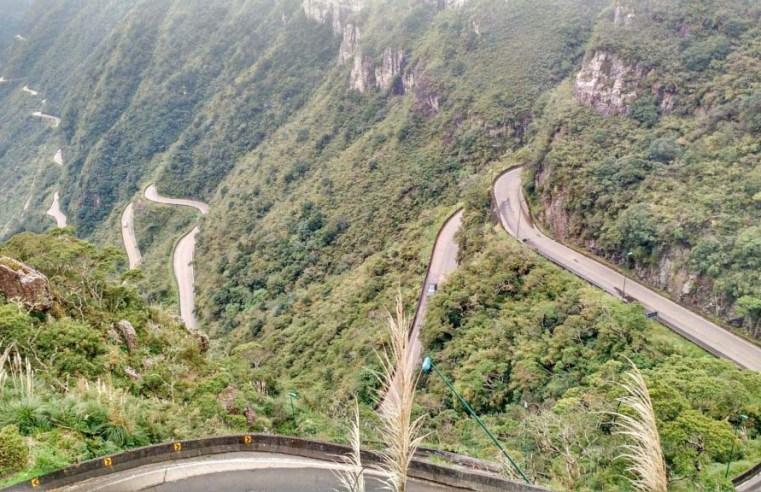 SC: Serra do Rio do Rastro terá tráfego liberado no feriado de Nossa Senhora Aparecida
