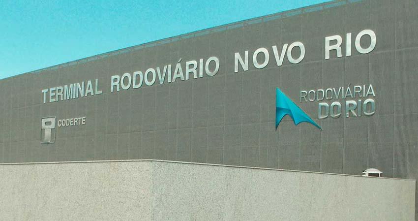 PM prende passageiro com entorpecentes na Rodoviária do Rio