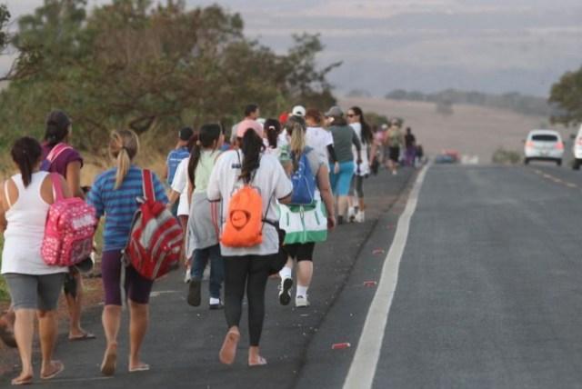 Aparecida: Número de romeiros na Via Dutra em outubro é 43% maior do que antes da pandemia - revistadoonibus