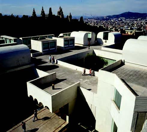 Fundación Miró.