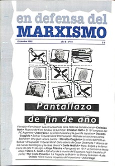 Revista En Defensa del Marxismo 10