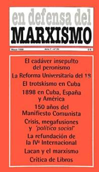Revista En Defensa del Marxismo 20