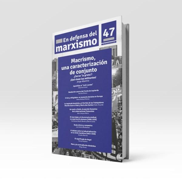 En Defensa del Marxismo 47