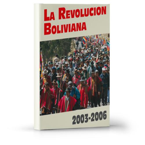 Bolivia revolución boliviana