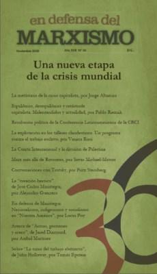 Revista En Defensa del Marxismo 36