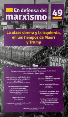 Revista En Defensa del Marxismo 49