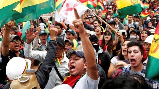 Bolivia un balance de la lucha contra el golpismo