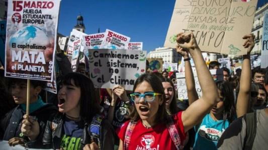 Capitalismo y socialismo en la crisis climática
